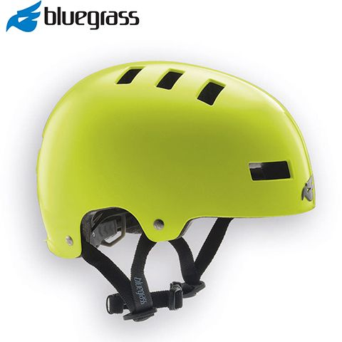 3HELG06LOGL - Велошолом SUPERBOLD Safety Yellow | Glossy L (60-62 см)